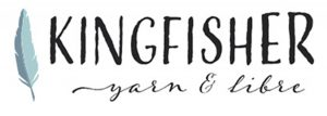 logo for Kingfisher Yarn and Fibre