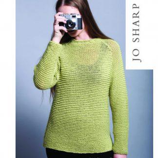 fdb6e98017fc Jo Sharp Lilly Cardigan – Pattern – Kingfisher Yarn and Fibre